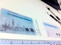 Dollar Bill Rebrand: Revisit