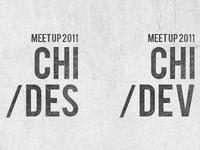 Chicago / Meet Up 2011