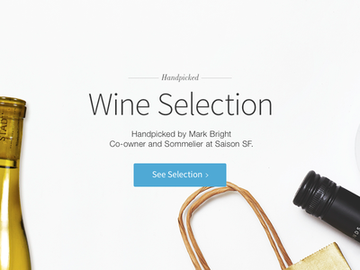 Wine Selection mark bright sommelier san francisco wip wine chocolates suppliers