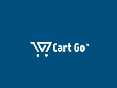 Cart Go Logo Concept📍