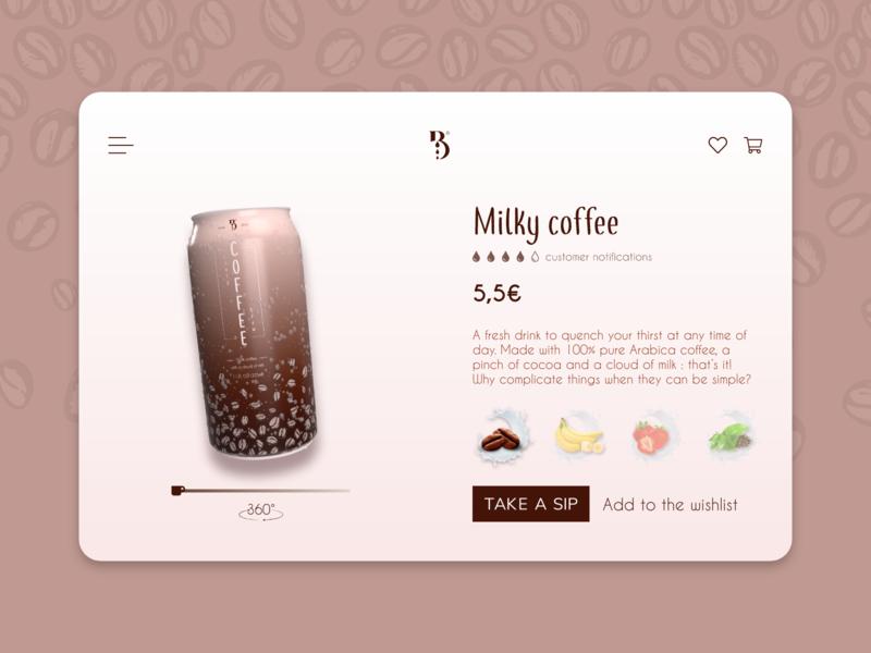 Daily UI - 012 - E-commerce shop  (single item)