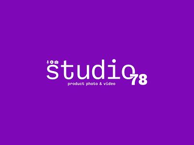 Brand Studio 78 photoshop studios studio logo studio video photo logo design logotype logo logodesign identidade visual grid grid design design identity branding branding branding design brand identity brand design