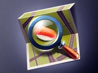 Sushi search