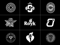 känvoi Top 9 Logos & Illustrations