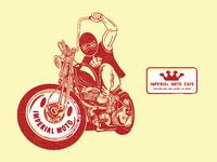 Imperial moto dribbble