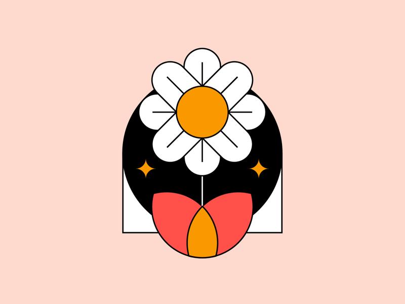Innocent design identity badge graphic logo iconography illustration icon