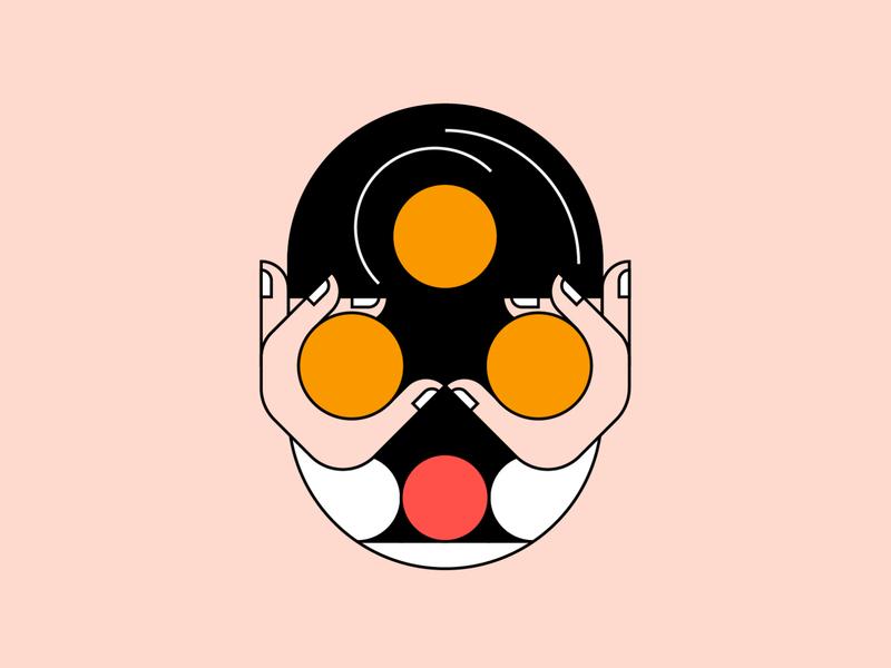 Jester design badge graphic branding lockup logo icon design iconography icon set illustration icon