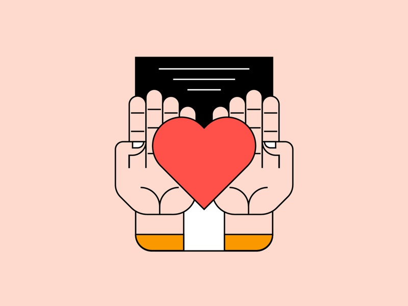 Caregiver design badge graphic branding illustration logo icon design iconography icons icon