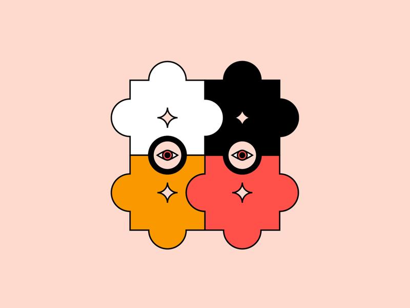 Everyman design badge graphic branding illustration lockup logo icon design icon set iconography icon