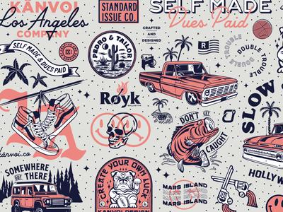 2020 Review Flash Sheet typography type identity design badge branding graphic lockup illustration logo