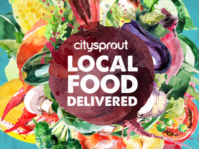 CitySprout Poster