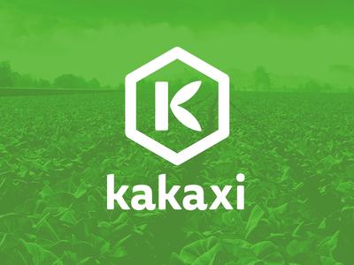 Kakaxi Logo agriculture logo kakaxi tech farm