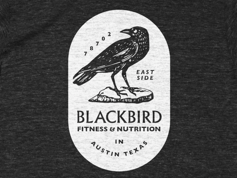 Blackbird Shirt shirt fitness austin blackbird