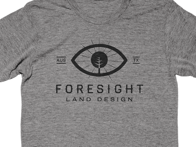 Foresight Land Design Shirt landscaping austin shirt foresight