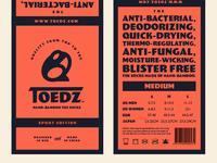 Toedz Branding