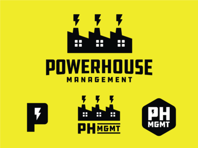 Powerhouse Logo Marks