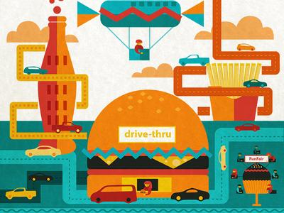 Marketing of Junk food