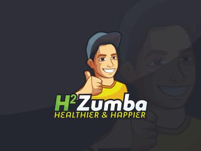 H2 Zumba logo