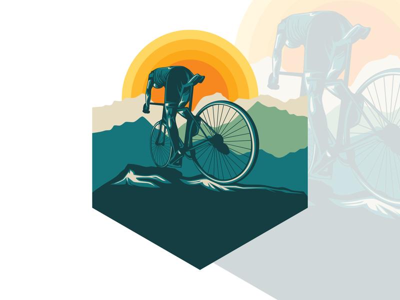 BikerIllustration