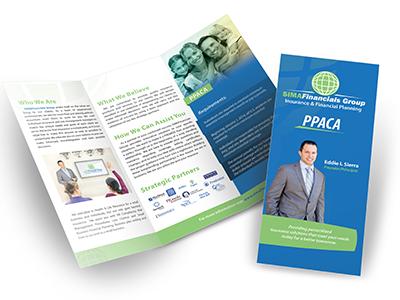 SFG Brochure brochure financial planning insurance trifold