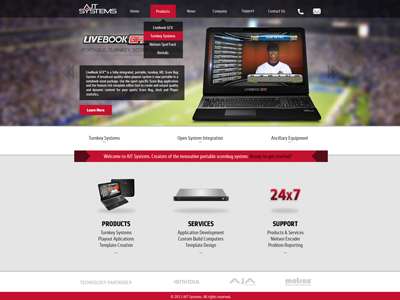 (WIP) Old client new site HR website site tech broadcast