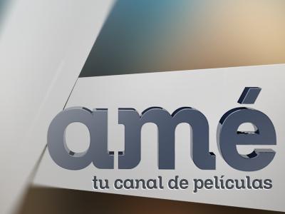 Spanish Movie Channel numero 2 tv logo movies 3d