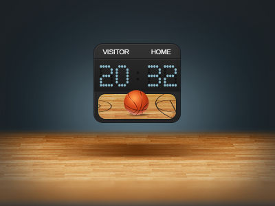 Basketball Icon basketball icon sport apps court