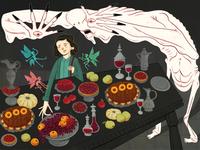 Pale Man's Banquet