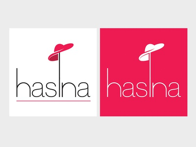 hasina - Fashion Logo