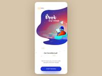 Book concept app - sneak peak