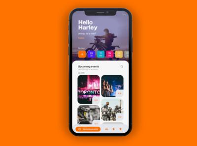 Riders app concept