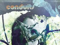 Conduits Vinyl Album Cover Design