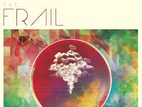 The Frail SXSW tour poster