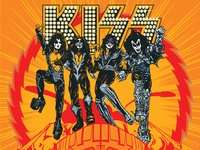 Kiss End of the Road Tour Social Graphic