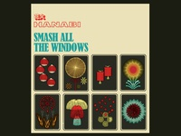 Hanabi - Smash All The Windows Album Cover