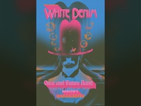 White Denim gigposter for Sacramento - 04/24/19