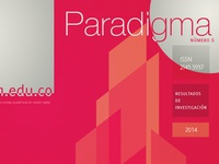 Paradigma Magazine Cover