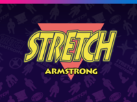 90's Power Stretch Armstrong