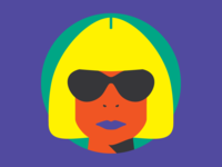 Badass Icons Series // Anna Wintour