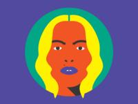 Badass Icons // Madonna