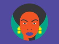 Badass Icons // Nina Simone