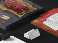 Barons Ethical Meat // Branding
