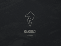 Barons Ethical Meat // Logo