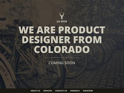 La Veta website web ux ui design design studio