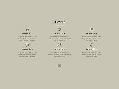 La Veta Services design website web ux ui