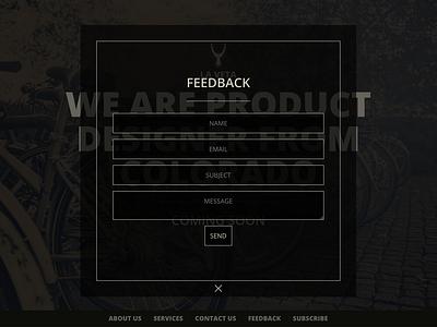 La Veta Feedback design website web ux ui