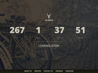 La Veta Home Countdown