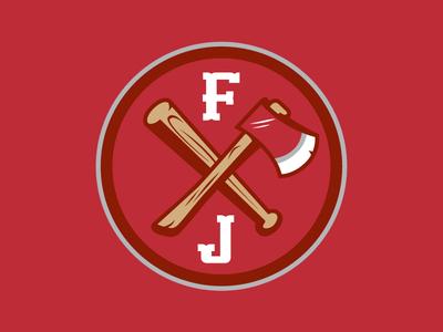 Flanneljax Patch Logo
