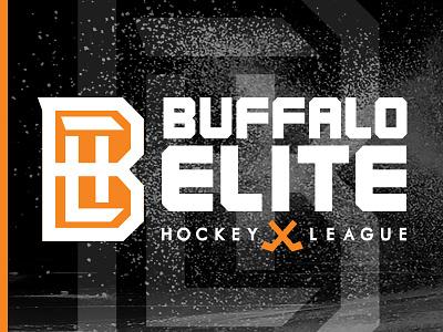 Buffalo Elite Hockey League sports design hockey logo sports logo league sports elite hockey buffalo