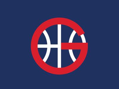 Zags college basketball icon design sports zags gonzaga thick lines sports design basketball